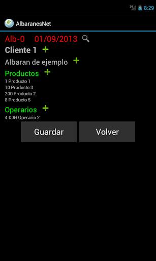 全AlbaranesNet|玩商業App免費|玩APPs