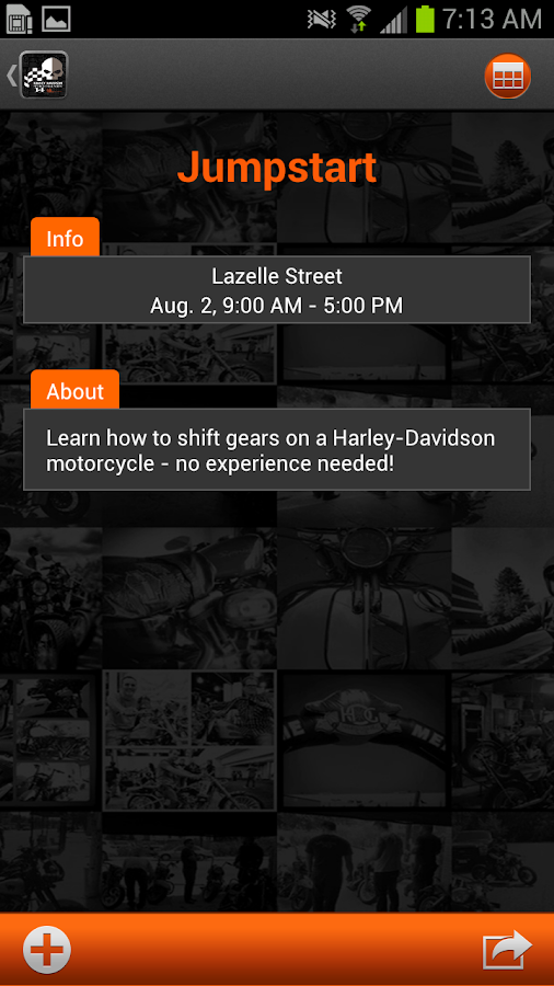 H-D Events: Sturgis - screenshot