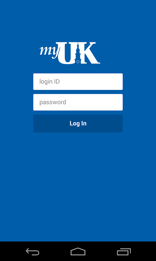 myUK - screenshot