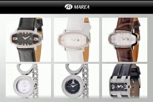 Screenshot of Relojes Marea