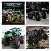 Monster Truck Live Wallpaper