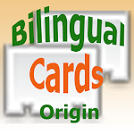 Bilingual Cards - Origin
