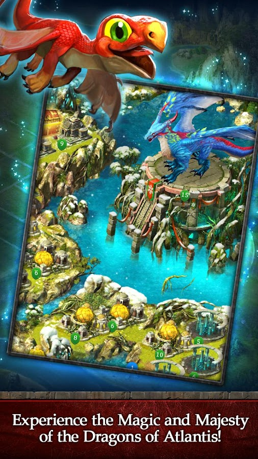 Dragons of Atlantis: Heirs - screenshot
