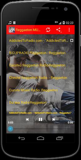 Raggaeton MUSIC Radio