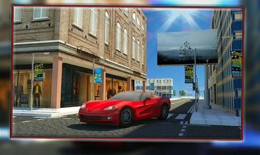 racing car 3d simulator