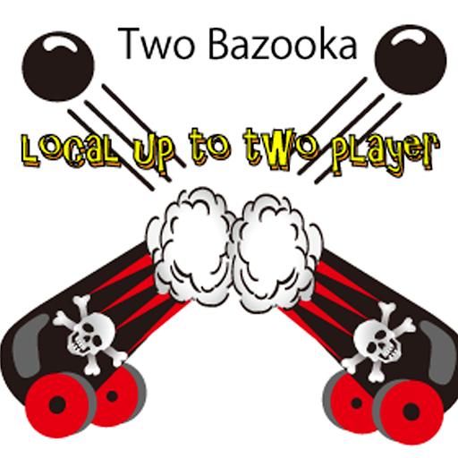 二人でできるゲームの決定版 Two Bazooka 無料版