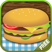 Food Memo Match for Kids FREE