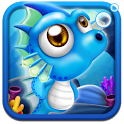 Pip Pop - Ocean Matching Game icon