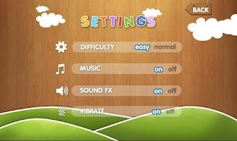 Screenshot of Kids Puzzles Game HD Lite