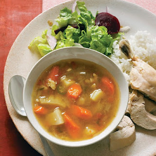Colombian Chicken Soup.