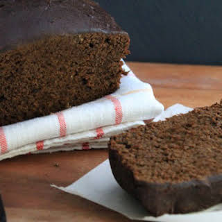 Gluten-Free Gingerbread Loaf.
