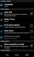 Screenshot of Speak 2 Call Free-Voice dialer