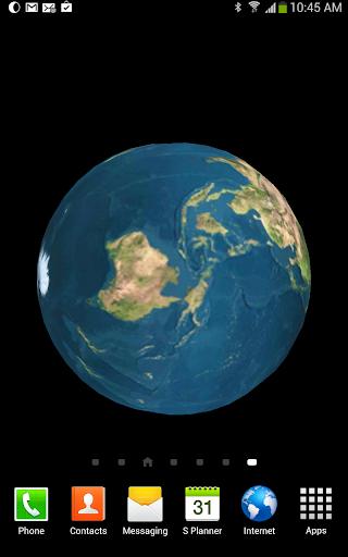 3D Globe Live Wallpaper free