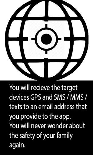 Text Spy and GPS Tracker