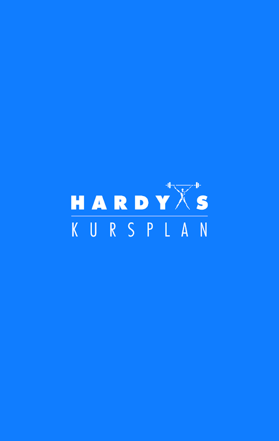 HARDY'S Kursplan- screenshot