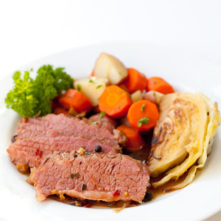Guinness Corned Beef with Cabbage Recipe