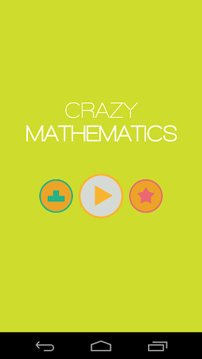 Crazy Mathematics