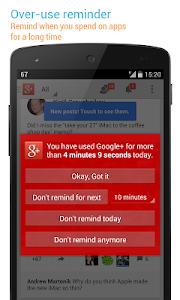 App Usage (manage/track usage) v2.20