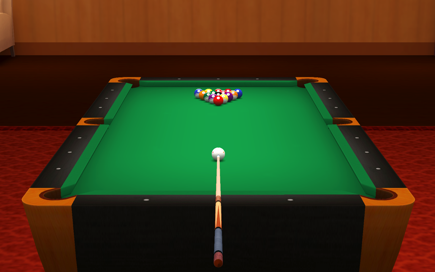 Pool Break Pro 3D Billiards- screenshot