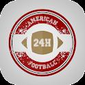 San Francisco Football 24h icon
