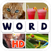 4Pics Quiz: What's the Word?HD