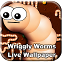 Wriggly Worms Live Wallpaper icon