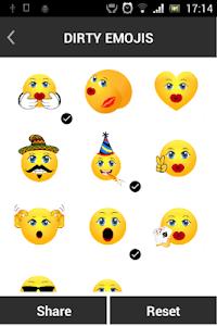 Dirty Emojis v1.0.10