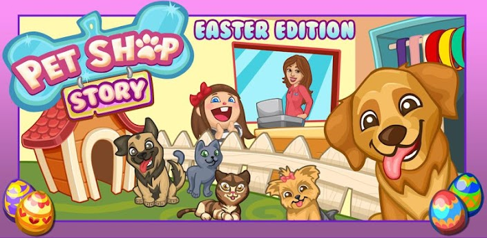 Pet shop games online