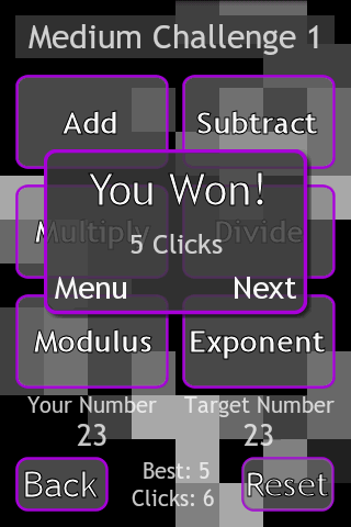 Modulus Lite - screenshot