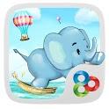 Sea story GO Launcher Theme icon
