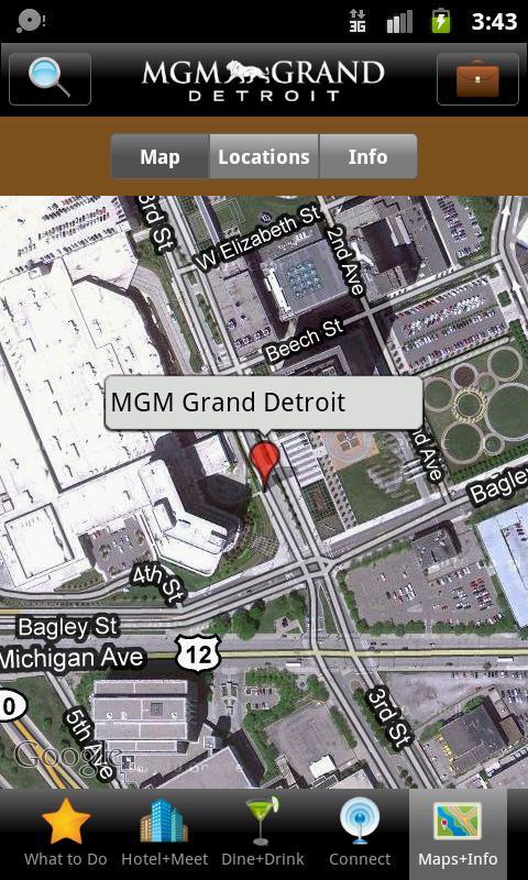MGM Grand Detroit - screenshot
