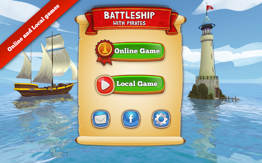 Battleship with Pirates No Ads