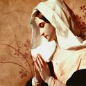 Virgin Mary HD Wallpaper icon