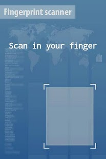 Fingerprint Scanner Lock Joke - screenshot thumbnail