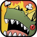 Kaiju Minis Destruction Game icon