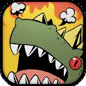 Kaiju Minis Destruction Game icon