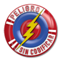 Botonera Peligro Sin Codificar icon