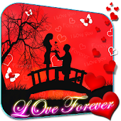 Love Couple Live wallpaper