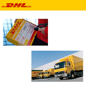 DHL Track and Trace logo