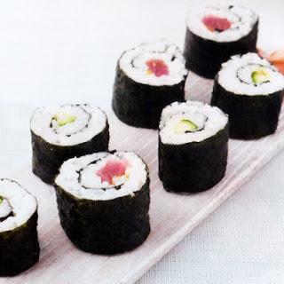 Nori-maki Sushi