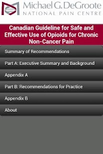 NPC Opioid Guidelines- screenshot thumbnail