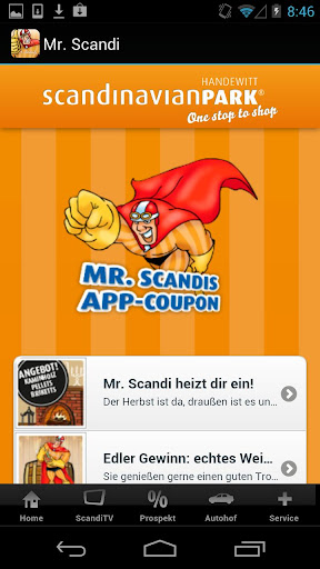 Mr. Scandi