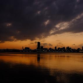 Dadaocheng by 冠霖 杜 - Landscapes Sunsets & Sunrises
