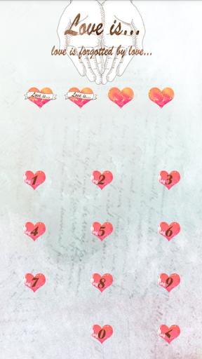 玩個人化App|Love is forgotten protector免費|APP試玩