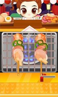 Judy's Grilled Skewers Maker 休閒 App-愛順發玩APP
