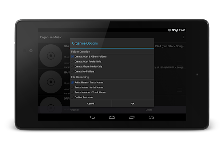 Music Tagger - Tag Editor 1.1.9r screenshot 393728