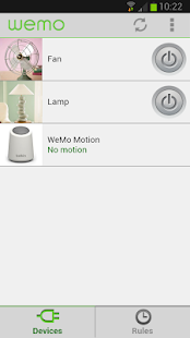 WeMo Beta - screenshot thumbnail