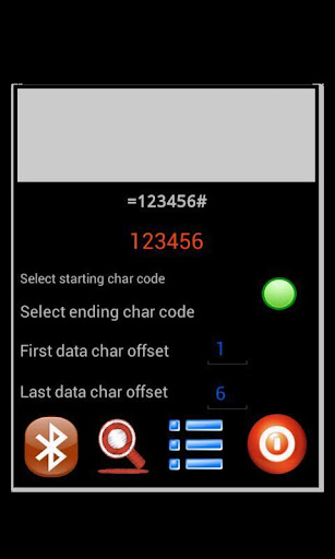 Bluetooth Data Extractor