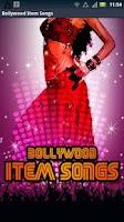 Screenshot of Bollywood Item Songs