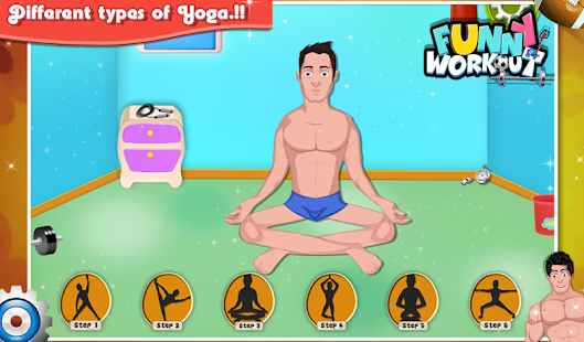 Funny Workout - Kids Game - screenshot thumbnail